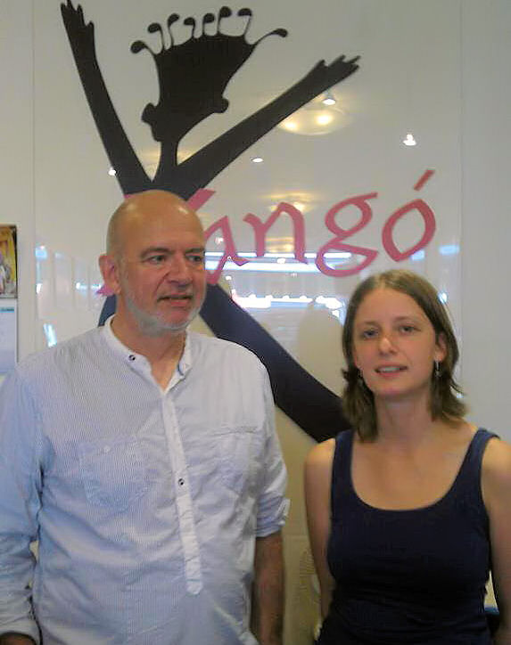 xango - arnulf and annika